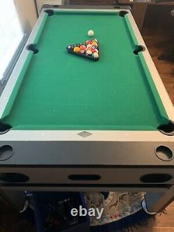 EASTPOINT 3 in 1 Game Table (Air Hockey, Ping Pong, Pool Table)