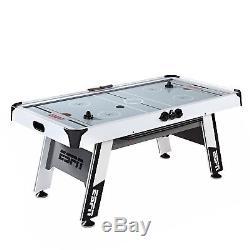 ESPN 84 Air Hockey Table