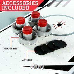 ESPN 84 Air Powered Hockey Table