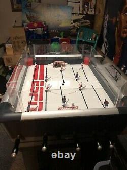 ESPN Face Off Rod Hockey Table Used LOCAL PICKUP Needs Work Done X6715 Model