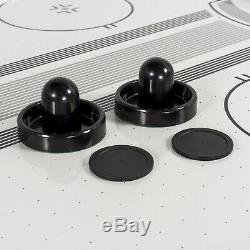 EastPoint Sports 80' NHL Air Powered Hover Hockey Table with Table Tennis Top