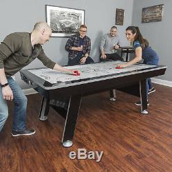 EastPoint Sports 84 NHL Air Powered Hover Hockey Table with Table Tennis Top