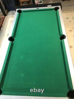EastPoint Swivel Table 3 in 1 (Ping Pong, Air Hockey and Pool)