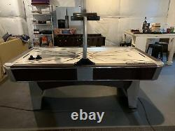 FRONTGATE HOME Air Powered Hockey Table $1500 Table Barely Used