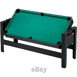 Fat Cat 3-in-1 Flip Pool/ Billiard Table Tennis Air Hockey Game Table Game Room