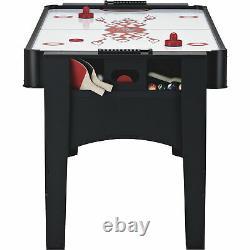 Fat Cat 3-in-1 Game Table- Pool/Billiard Table Tennis & Air Hockey