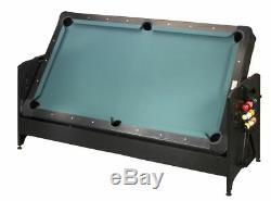 Fat Cat Original Pockey 3-in-1 Air Hockey, Billiards, & Table Tennis Game Table