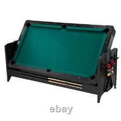 Fat Cat Pockey 3-in-1 Air Hockey, Billiards, Table Tennis Game Table (For Parts)
