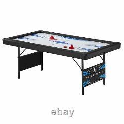 Fat Cat Polar Blast 6' Folding Air Hockey Table