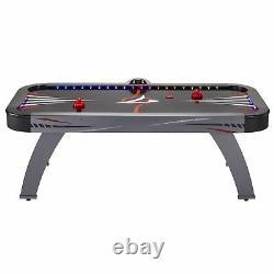 Fat Cat Volt LED Illuminated Air Hockey Table