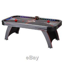 Fat Cat Volt LED Illuminated Air-Powered Air Hockey Table / Model 64-3014