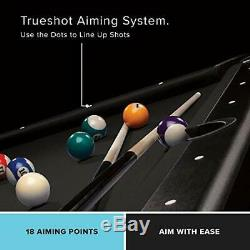 GLD Products Fat Cat Trueshot 6 Ft. Pool Table Folding Legs for Storage 64-6