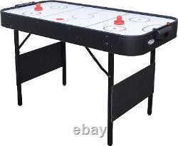 Gamesson Shark Folding Air Hockey Table 4FT White