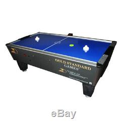 Gold Standard Games 7' Tournament Pro Home Air Hockey Table