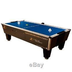 Gold Standard Games 8' Tournament Pro Home Commercial Quality Air Hockey Table