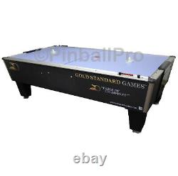 Gold Standard Games Tournament Ice 8 Air Hockey Table