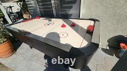 Harvard Air Hockey Table in Good Condition Scoreboard works! NO RESERVE