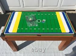 Harvard Multi 15 Games In One Table G05611 Pool, Foosball, Air Hockey VG Plus