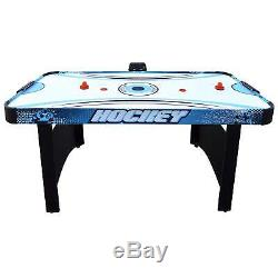 Hathaway Enforcer Air Hockey Table 5.5' Electronic Score (Family Fun)