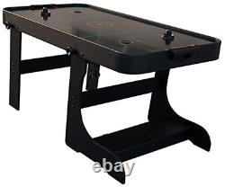 High Powered Improved Air Flow Strong and Stable Foldable Air Hockey Table