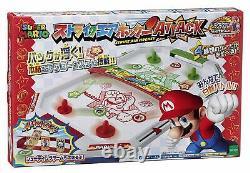 Import Super Mario Strike Air Hockey Table Game
