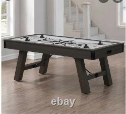 LOCAL PICKUP 7' Industrial Air Hockey Table by American Heritage, NEW UNOPENED