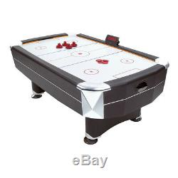 Leisure Vortex Air Puck Action 7ft Electronic Air Hockey Table 2-4 Players