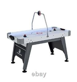 MD Sports 60 Air Powered Hockey Table with Overhead LED Electronic Scorer NEW