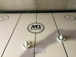 MD Sports Air Hockey Table Black