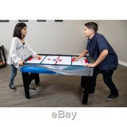 Matrix NG1154M 54-In 7-in-1 Multi Game Table Foosball Pool Air Hockey Ping Pong