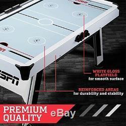 Mesa de juego de Air Hockey tenis de mesa ninos garage juego kit profesional