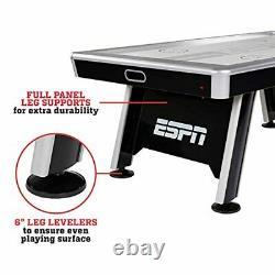 Mesa de juego diversion tenis 3 en 1 sotano casa billar hockey de aire