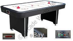 Mightymast 7ft TWISTER Air Hockey Table