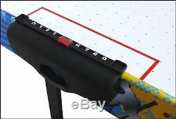 Mightymast Leisure 4ft WHIRLWIND Kids Electric Air Hockey TableFREE DELIVERY