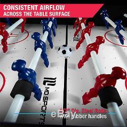 Multi Game Combination Table Set Air hockey Fusball Ping Pong Basketball Chess