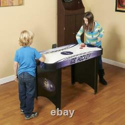 NEW BlueWave Products AIR HOCKEY NG1015H Hat Trick 4 Ft. Air Hockey Table