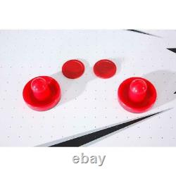 NEW BlueWave Products AIR HOCKEY NG1037 Midtown 6 Ft. Air Hockey Table