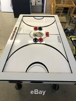 NHL Power Play Hover Hockey Table With Table Tennis Top 80 inch (2.03 m)