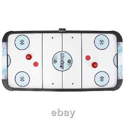 New Bluewave Face-Off 5' Air Hockey Table With Electronic Scoring