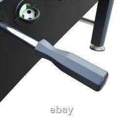 New Bluewave Premium Black 7-ft Air Hockey Chrome Table