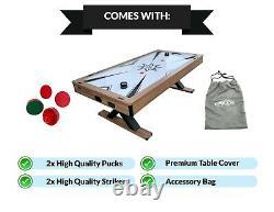 PUCK Ares 8-Foot Air Hockey Table