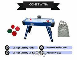PUCK Hydra 4-Foot Air Hockey Table
