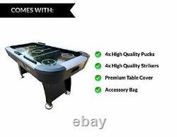 PUCK Pegasus 5.5-Foot Air Hockey Table