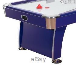 Phantom 7.5 ft. Air Hockey Table with Electronic Scoring