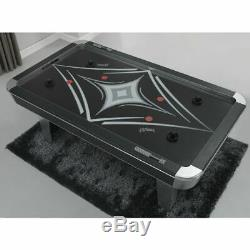 Phoenix Black Laminate Air Hockey Table Black
