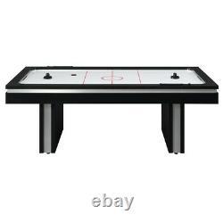 Picket House Furnishings Westbrook Air Hockey Table in Black