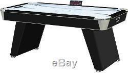 Playcraft Derby 6' Air Hockey Table Black