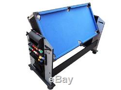 Playcraft Sport Junior 2-in-1 Air Hockey and Pool Table