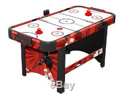 Playcraft Sport Shoot Out Plus Air Hockey Table Red