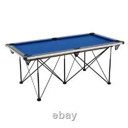 Pop Up Folding 6 Pool Table